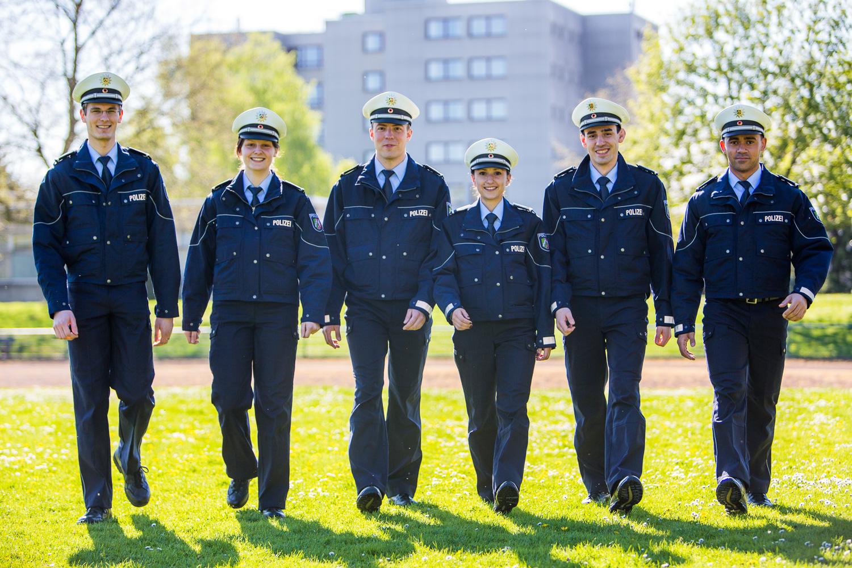 polizei münster stellenangebote