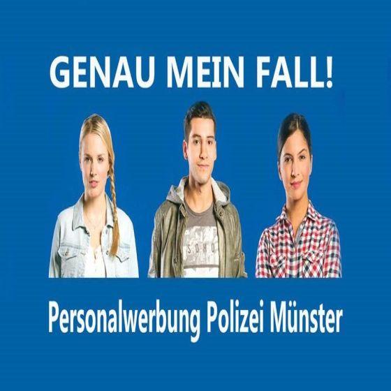 personalwerbung mnster - Polizei Bewerbung Nrw